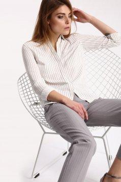 Top Secret S027459 White Shirt