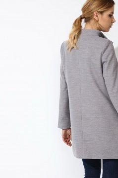 Top Secret S027582 Grey Coat