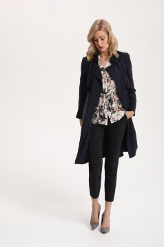 Top Secret S027592 DarkBlue Coat