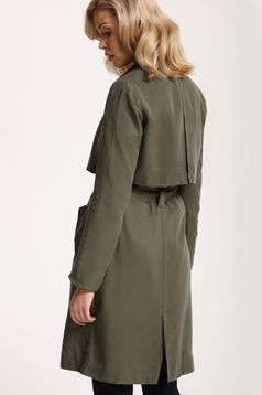 Top Secret S027598 Green Coat