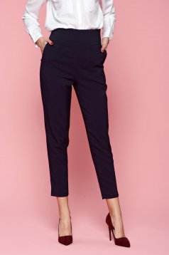 PrettyGirl Final Move DarkBlue Trousers
