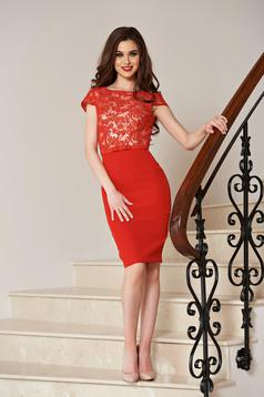 StarShinerS red dress occasional
