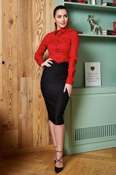 LaDonna Elegant Labour Black Skirt