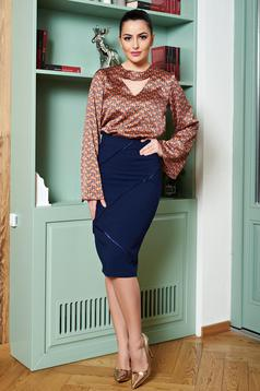 LaDonna Modesty DarkBlue Skirt