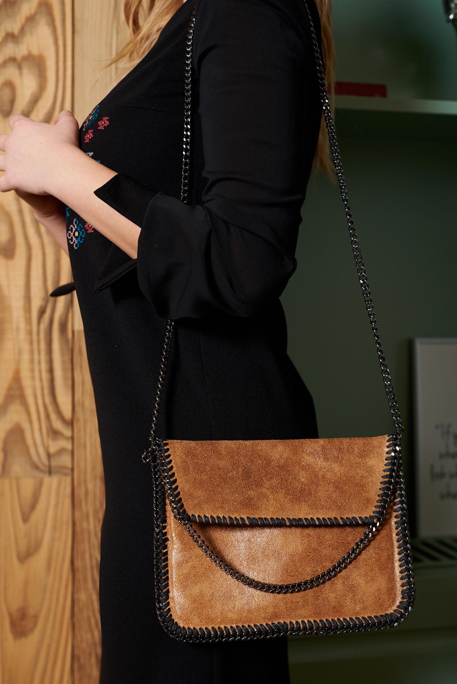 Geanta Rush Brown Bag