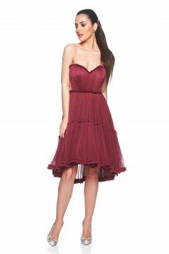 Ana Radu Pretty Flame Purple Dress