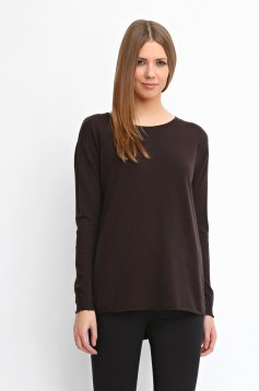 Top Secret S027871 Brown Sweater