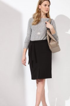 Top Secret S027942 Black Skirt