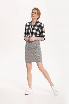 Top Secret S028166 Black Skirt