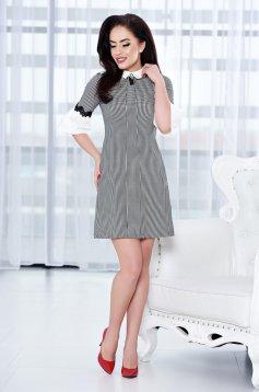 Fofy Office Sensation Black Dress