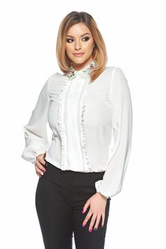 Bluse LaDonna Beautiful Style Weiss