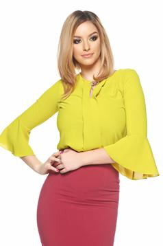Fofy Irresistible LightGreen Blouse