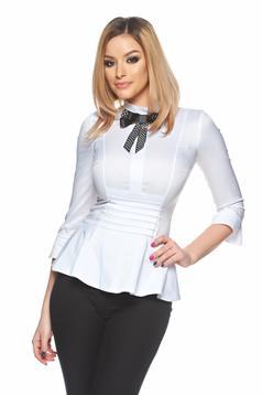 Shirt LaDonna Beauty Line Weiss