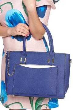 Road Avenue Blue Bag