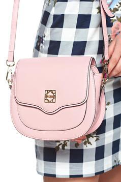Glam Rosa Leather Bag