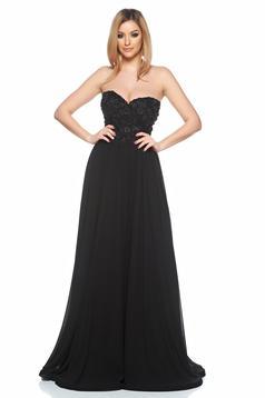 Ana Radu Glamorous Event Black Dress