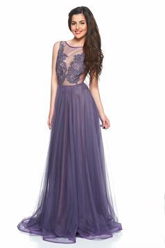 Ana Radu Inspiration Purple Dress