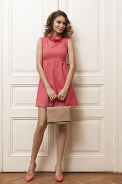 PrettyGirl Gorgeous Style Coral Dress