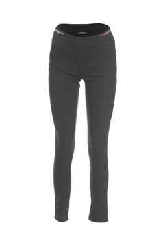 Fofy Beed Sensuality Black Trousers