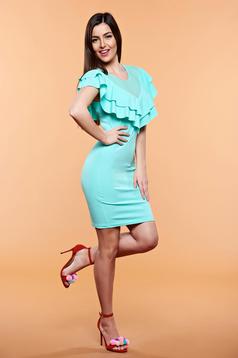 Sensual Dream Mint Dress