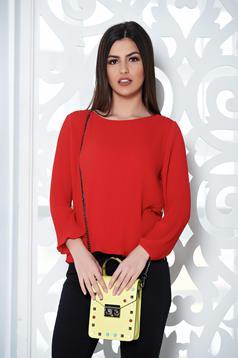 Fantastic Diva Red Blouse