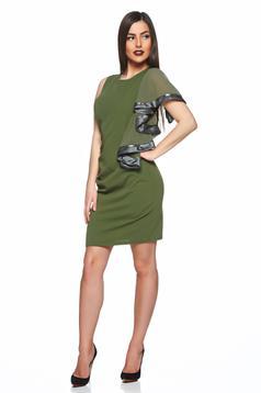 Club Diva DarkGreen Dress