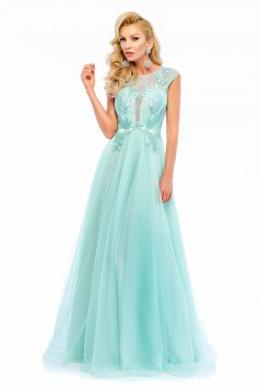 Ana Radu Delicate Charm Mint Dress