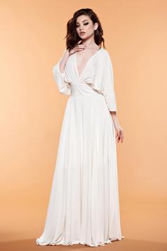 Daniella Cristea Colored Paradise Nude Dress