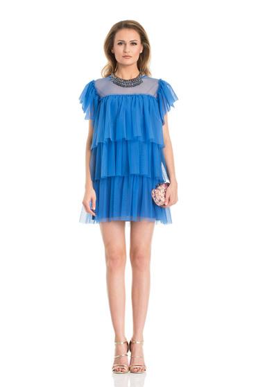 Daniella Cristea New Vision Blue Dress