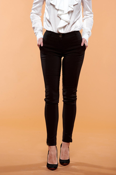 LaDonna Classic Style Black Trousers