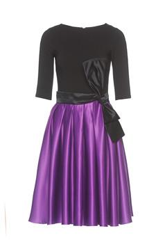 Artista Misterious Lady Purple Dress