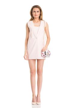 Daniella Cristea Fashioned Rosa Jumpsuit