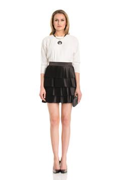 Daniella Cristea Special Attitude Black Skirt