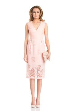 Daniella Cristea Young Spirit Rosa Dress