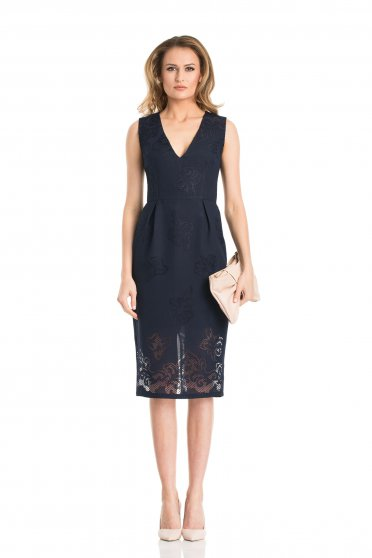 Daniella Cristea Young Spirit DarkBlue Dress
