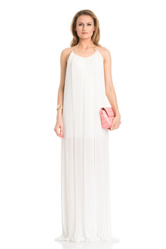 Daniella Cristea Greatness White Dress