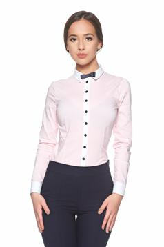 Fofy Office Time LightPink Shirt