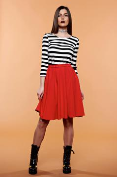 StarShinerS cloche red skirt