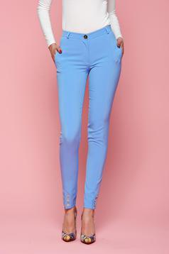 LaDonna Classic Style LightBlue Trousers