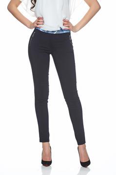 LaDonna office darkblue trousers with medium waist