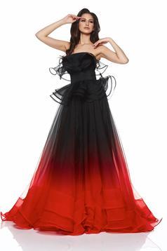 Ana Radu Perfect Lady Red Dress