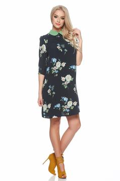 PrettyGirl Spring Affair DarkBlue Dress