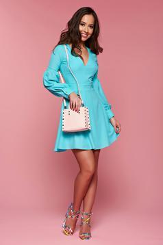 Artista Beautiful Spring LightBlue Dress