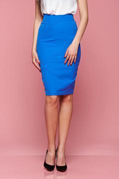 LaDonna Modesty Blue Skirt