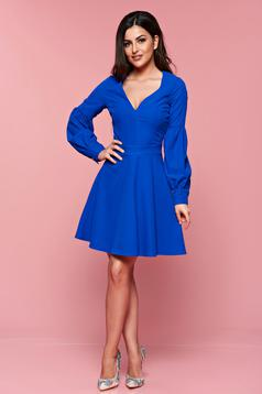 Artista Beautiful Spring Blue Dress