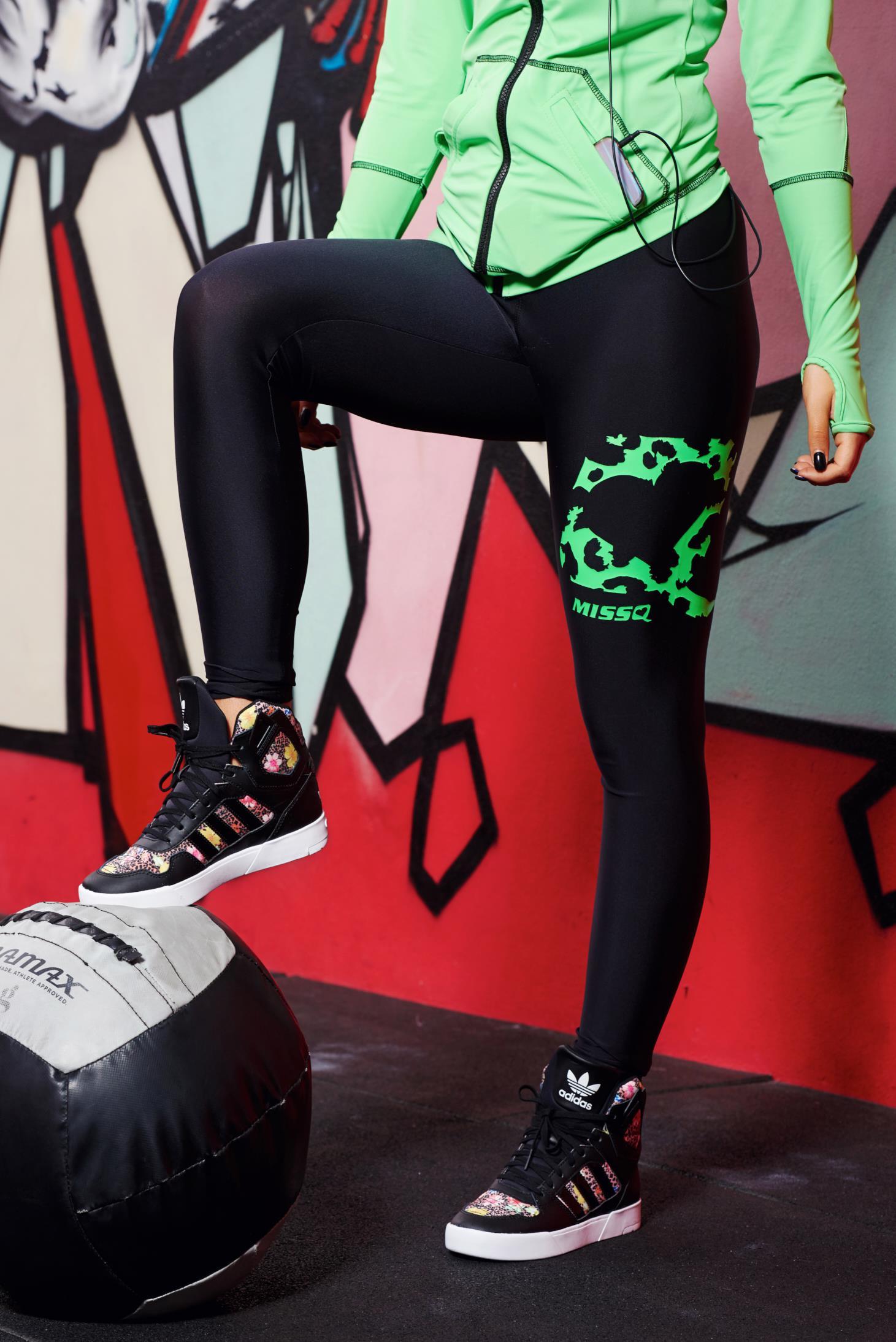 Pantofi sport Adidas Originals Zestra negri cu animal print cu talpa usoara