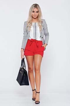 Top Secret office grey inside lining jacket with pockets