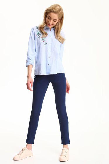 Top Secret S029373 Blue Trousers