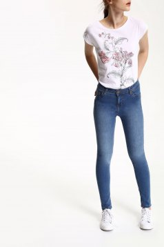Top Secret S029427 Blue Trousers