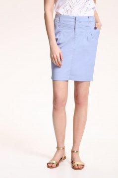 Top Secret S029540 LightBlue Skirt